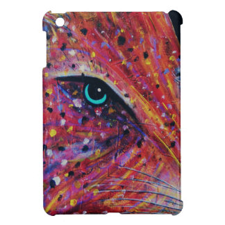Wild Cat -Painting from 2015 Case For The iPad Mini