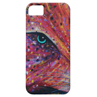 Wild Cat -Painting from 2015 iPhone 5 Covers