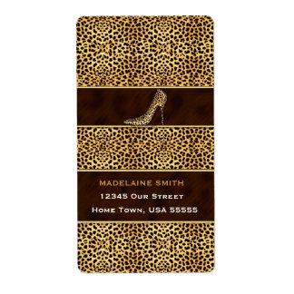 Wild Cheetah Animal Print for Her