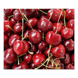 Wild Cherries Poster