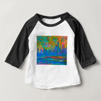 Wild Chicago Ride Baby T-Shirt