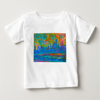 Wild Chicago Ride Baby T-Shirt