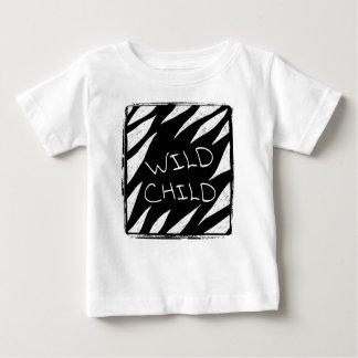 Wild child baby toddler shirt jungle explorer