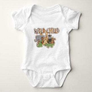 Wild Child Jungle Infant Baby Bodysuit