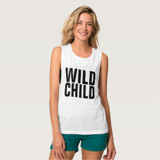 WILD CHILD Ladies Girls funny T-shirts