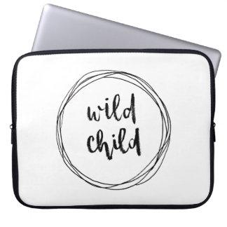 Wild Child Laptop Sleeve