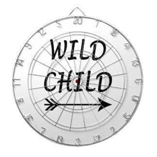 Wild Child present Dartboard