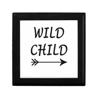 Wild Child present Gift Box