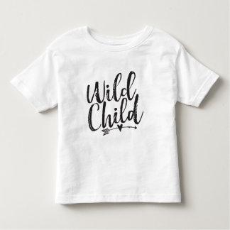 Wild Child Toddler T-shirt
