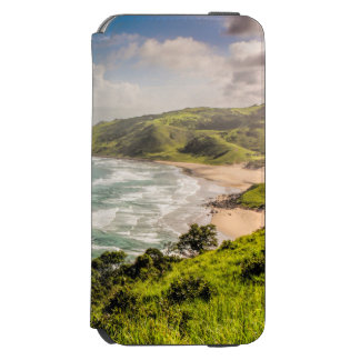 Wild Coast Beach Scene Incipio Watson™ iPhone 6 Wallet Case