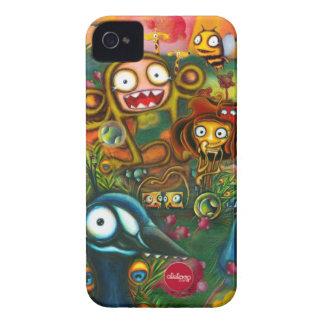 Wild & Colorful Aleloop iPhone Case
