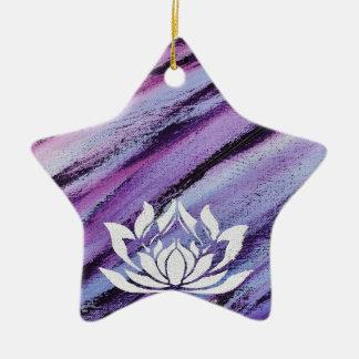Wild Compassion Ceramic Ornament