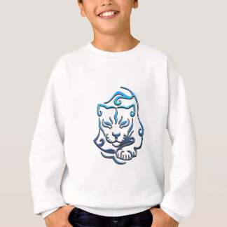 Wild Cougar Cat Sweatshirt