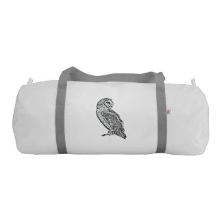 Wild Creatures Duffel Gym Bag