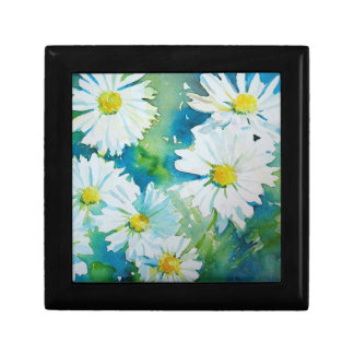 Wild Daisies Jewellery Box