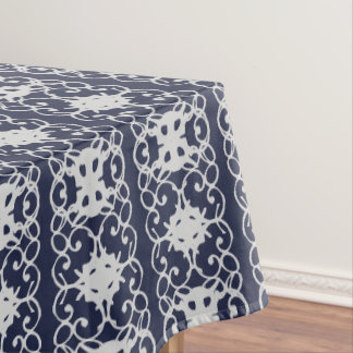 Wild Damask Pattern Tablecloth