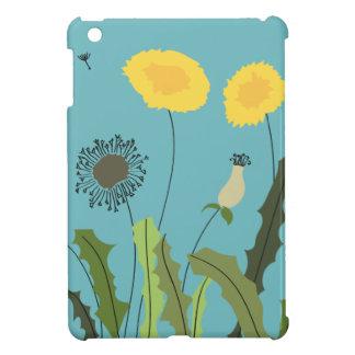 Wild Dandelion Print iPad Mini Cases