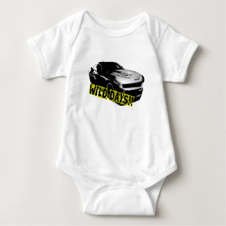 Wild Days! Baby Bodysuit