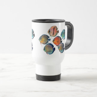Wild Discus Travel Mug