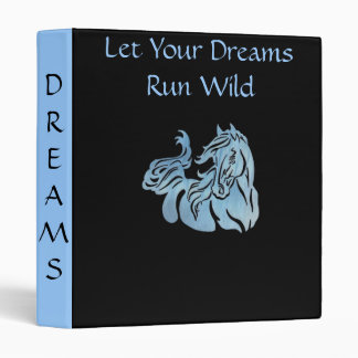 Wild Dreams! - Designer Keepsake Binder