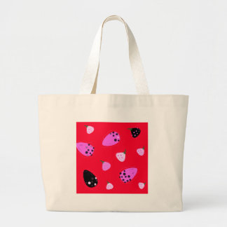 Wild exotic Fruit edition Large Tote Bag