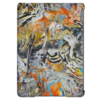 Wild Expression Case For iPad Air