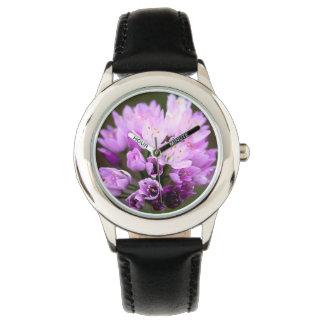Wild Flower Wrist Watches