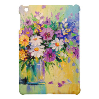 Wild flowers case for the iPad mini