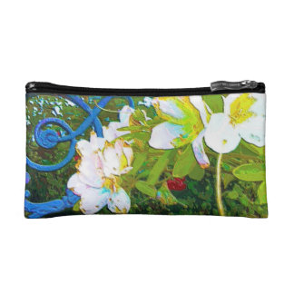 Wild Flowers Cosmetic Bag
