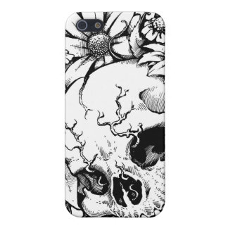 Wild Flowers Covers For iPhone 5