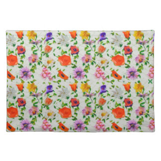 Wild Flowers Placemat
