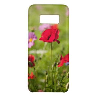 Wild Flowers Samsung Galaxy S8 Phone Case