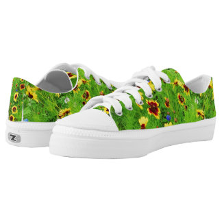 WILD FLOWERS shoes