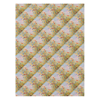 Wild flowers tablecloth