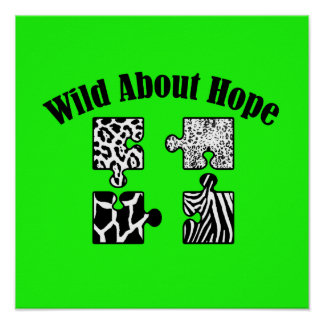Wild For Hope Poster