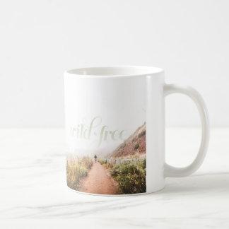 Wild & Free Nature Hike 11oz White Mug
