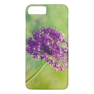 Wild garlic flower iPhone 7 plus case