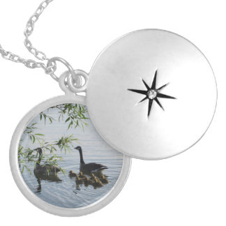 Wild Geese Necklace
