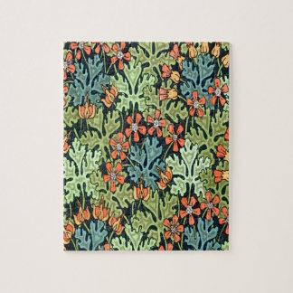 Wild Geranium Puzzle