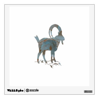 Wild Goat Wall Sticker