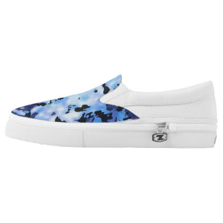 Wild Graphic Print Sneakers