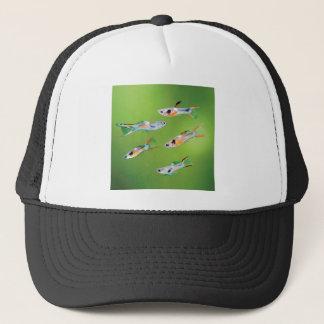 Wild Guppies Trucker Hat