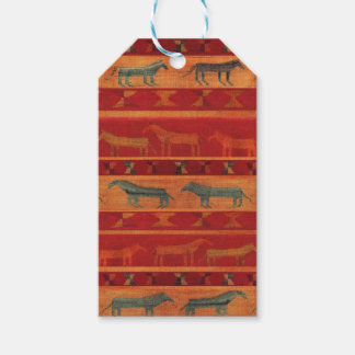 Wild Gypsy Mustangs Gift Tags