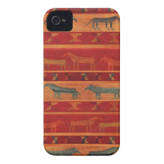 Wild Gypsy Mustangs iPhone 4 Case-Mate Case