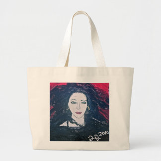 WILD HAIR UNITED KINGDOM LARGE TOTE BAG