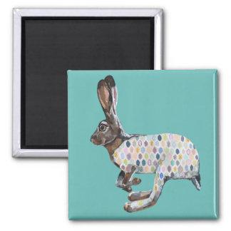 Wild Hare Magnet