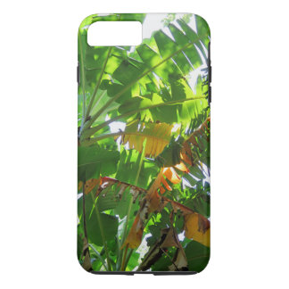 Wild Hawaiian Banana Plants iPhone 7 Plus Case