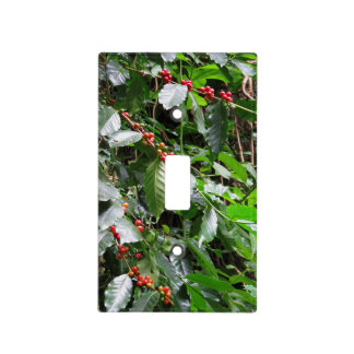 Wild Hawaiian Coffee Light Switch Cover