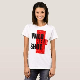 wild head shot T-Shirt