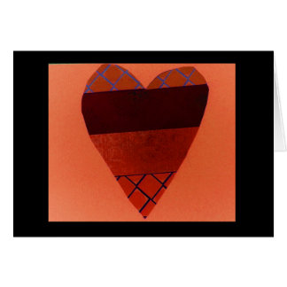 Wild Heart Card